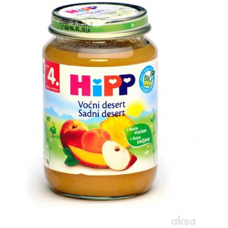 Hipp kašica voćni dezert 190g
