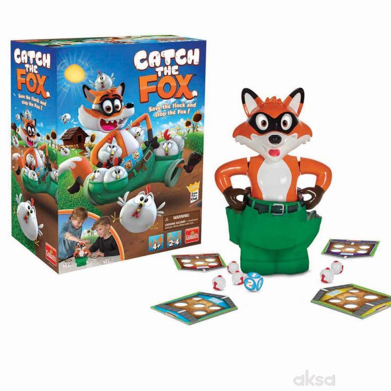 Kradljivica lisica društvena igra