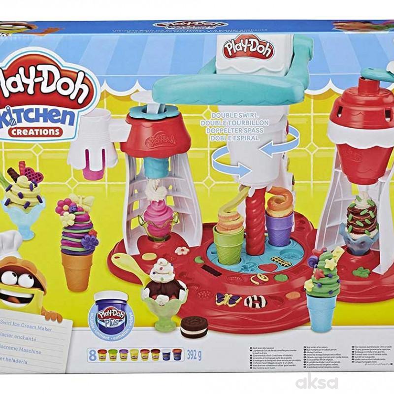 Play-Doh Ultimate Swirl Ice Cream Maker