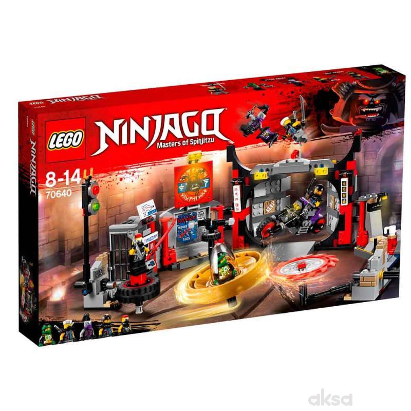 Lego Ninjago s.o.g. Headquarters