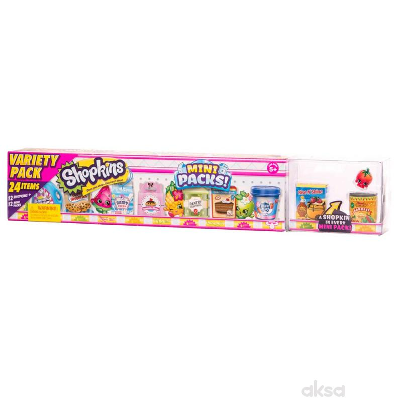 Shopkins mega pack 12 kom