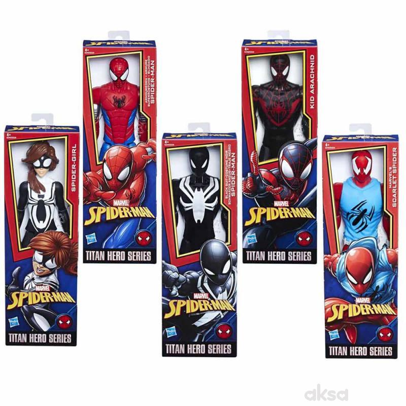 Spiderman titan web warriors asst