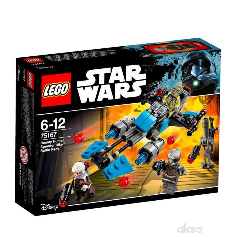 Lego Star Wars Bounty Hunter Speeder Bike