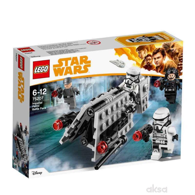Lego Star Wars Imperial Patrol Battle Pack