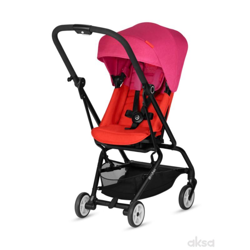 Cybex kolica Eezy S Twist Fancy Pink