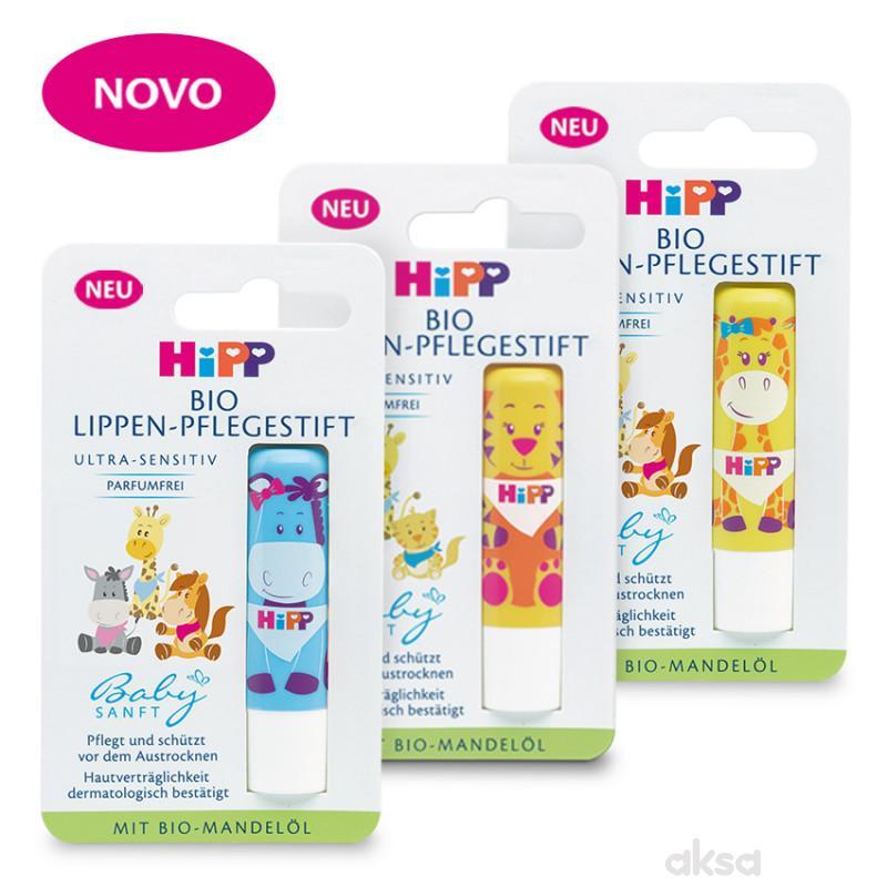 Hipp babysanft balzam za usne 4,8g