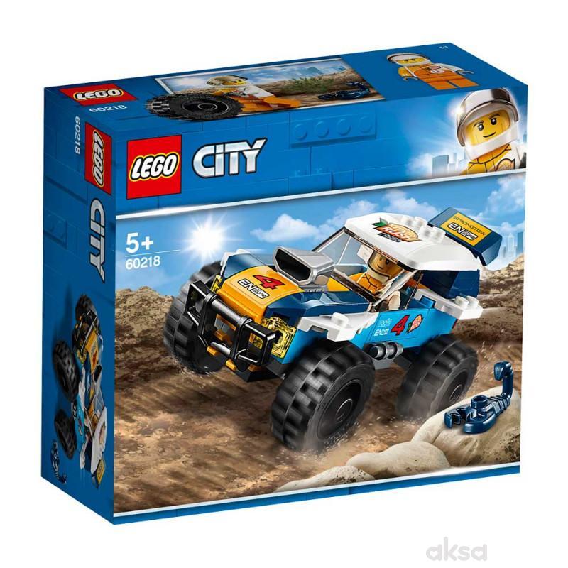 Lego City Desert Rally Racer
