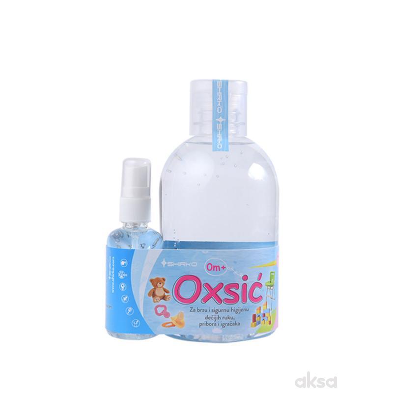 Shirko tečnost za dezinfekciju Oxsić, 580ml