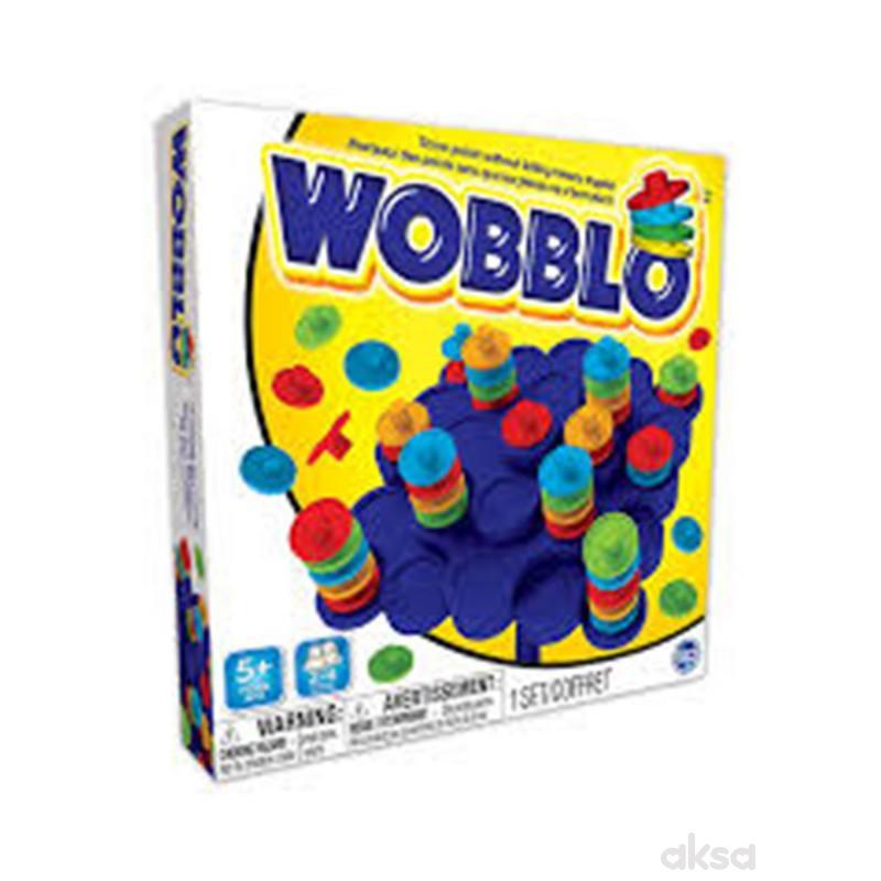 Društvena igra -Wobblo