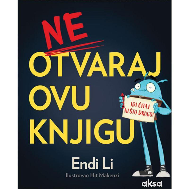 Ne otvaraj ovu knjigu!