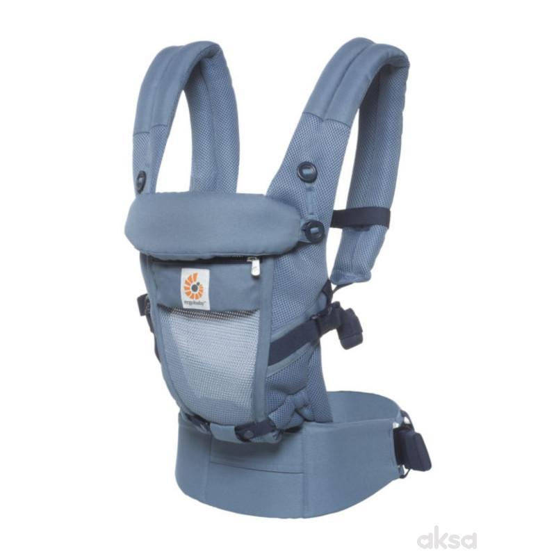 Ergobaby kengur nosiljka Adapt, Cool Air Oxf Blue