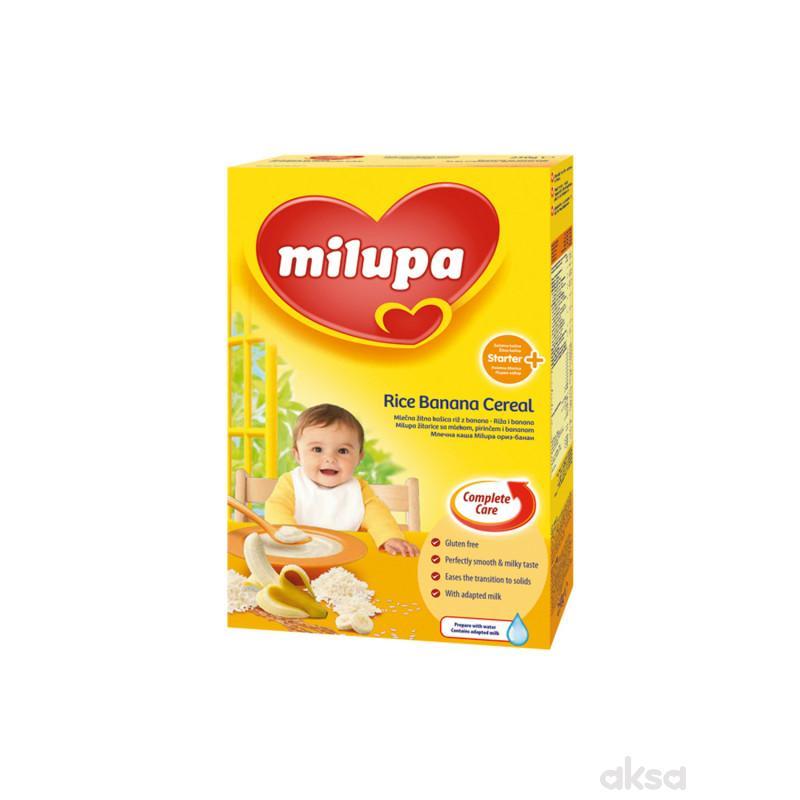 Milupa mlečna instant kaša banana 250g