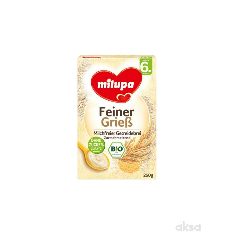 Milupa bezmlečna instant kaša griz bez mleka 250g