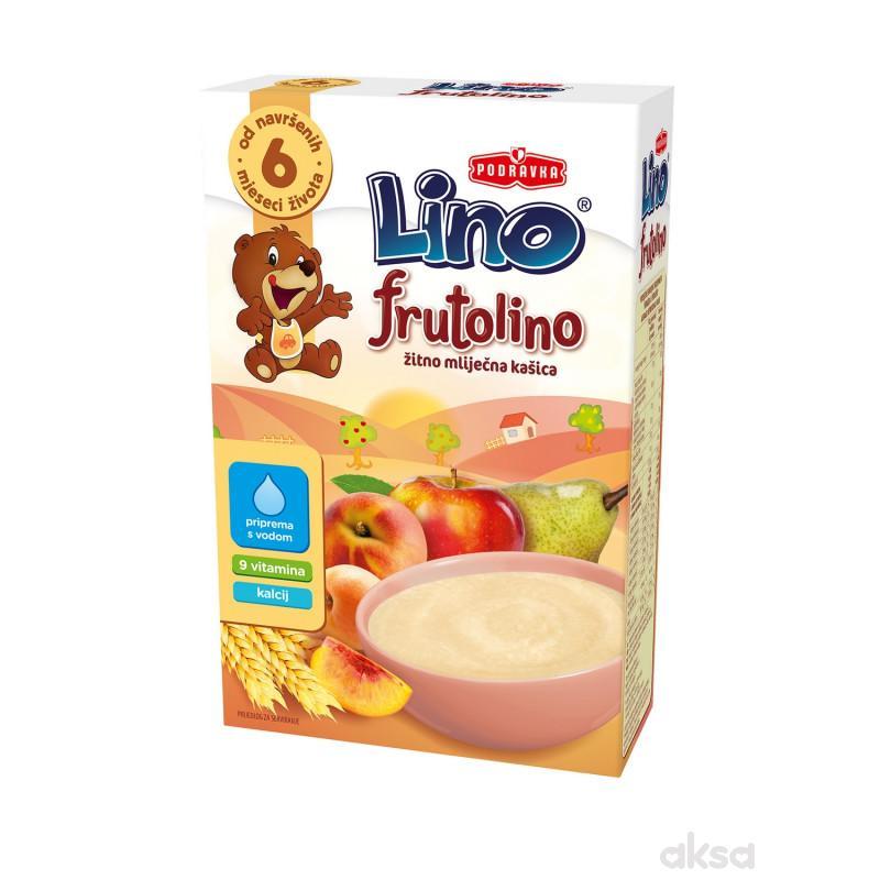 Lino mlečna instant kaša frutolino 200g
