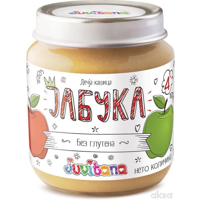 Juvitana kašica jabuka 128g