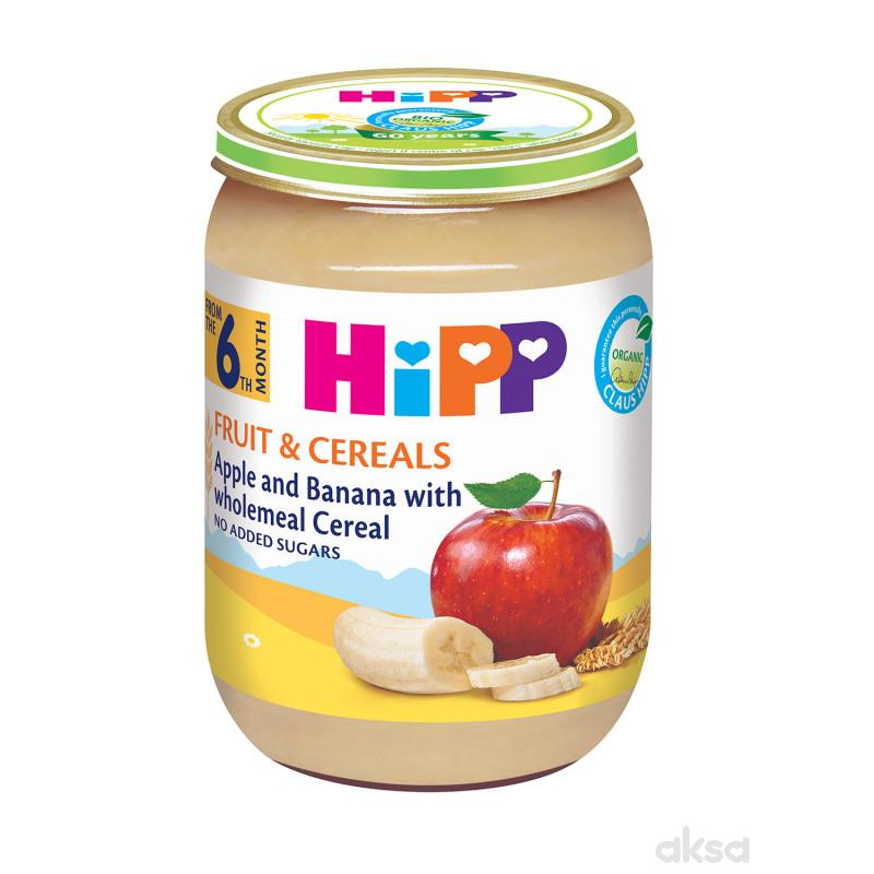 Hipp kašica integralne žit. sa jab. i ban. 190g