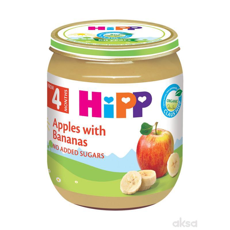 Hipp kašica jabuka i banana 125g