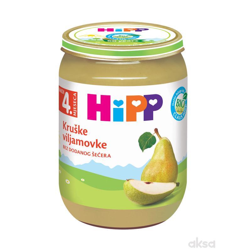 Hipp kašica kruška viljamovka 190g