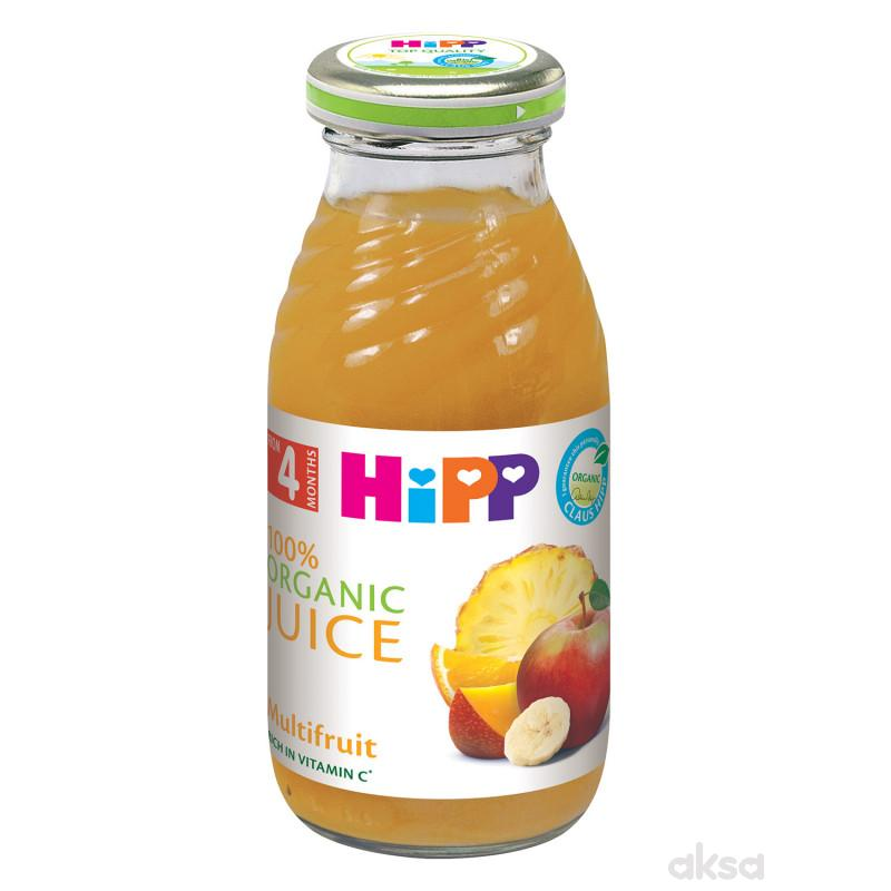 Hipp sok više vrsta voća, multivitaminski 200ml