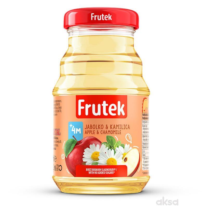 Frutek sok kamilica i jabuka 125ml