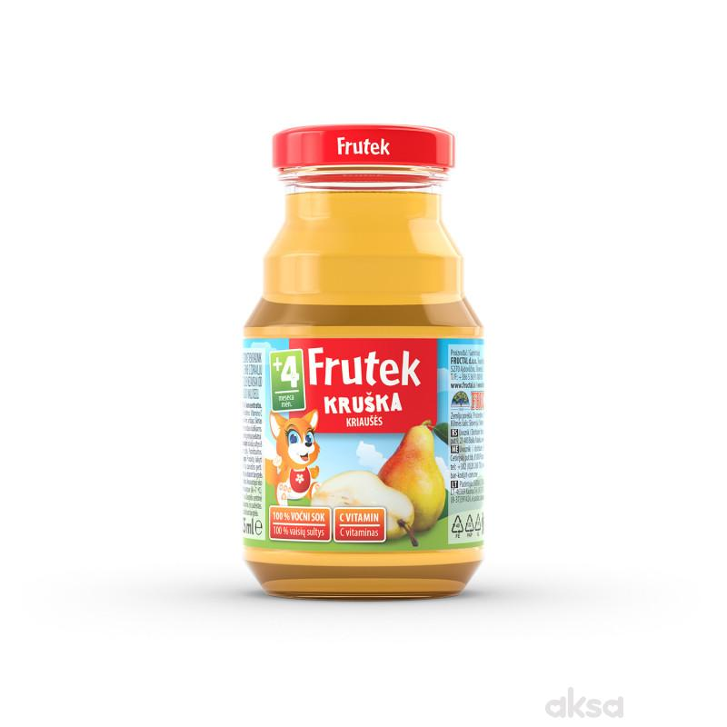 Frutek sok kruška 125ml