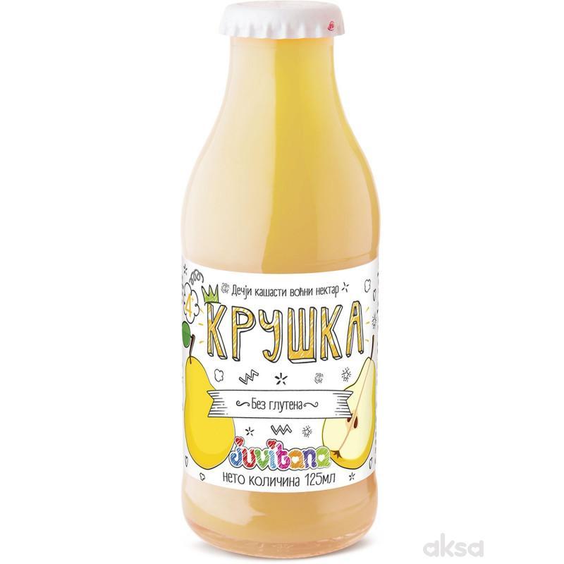 Juvitana sok kruška 125ml