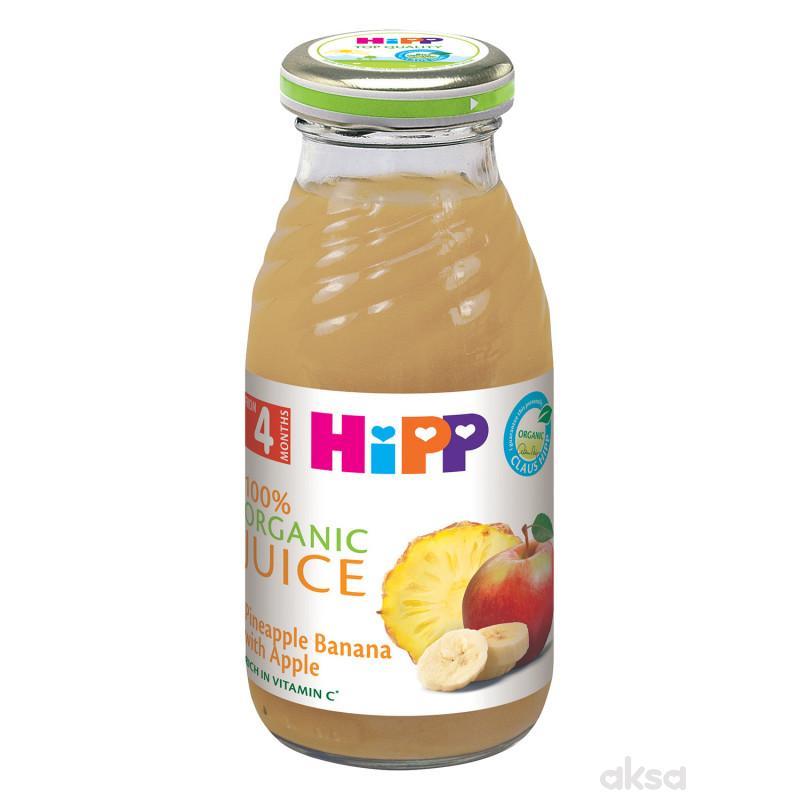 Hipp sok jabuka, ananas i banana 200ml