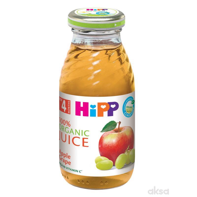 Hipp sok grožđe i jabuka 200ml
