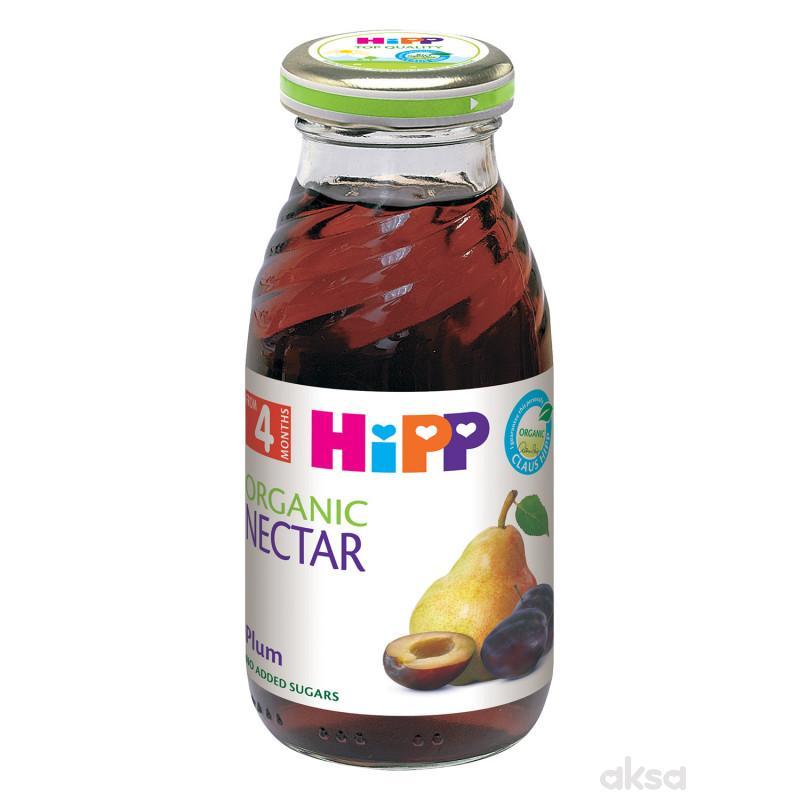 Hipp sok šljiva i kruška 200ml