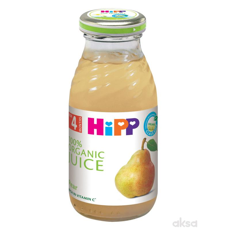 Hipp sok kruška 200ml