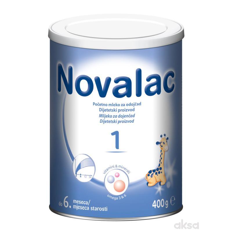 Novalac mleko 1 400g