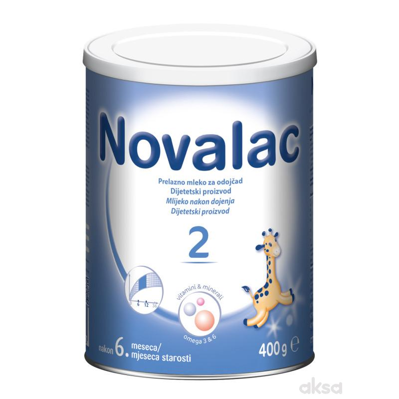 Novalac mleko 2 400g