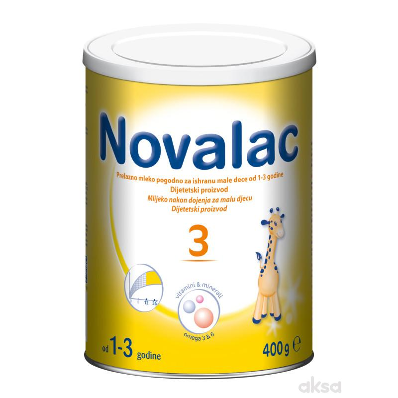 Novalac mleko 3 400g
