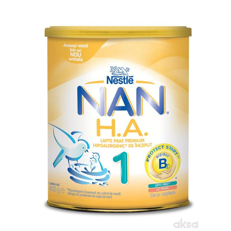 Nestle mleko nan ha 1 400g