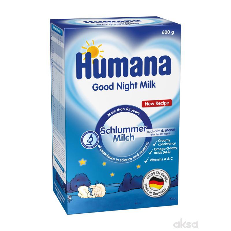 Humana mleko za laku noć 600g, posle 6 meseca