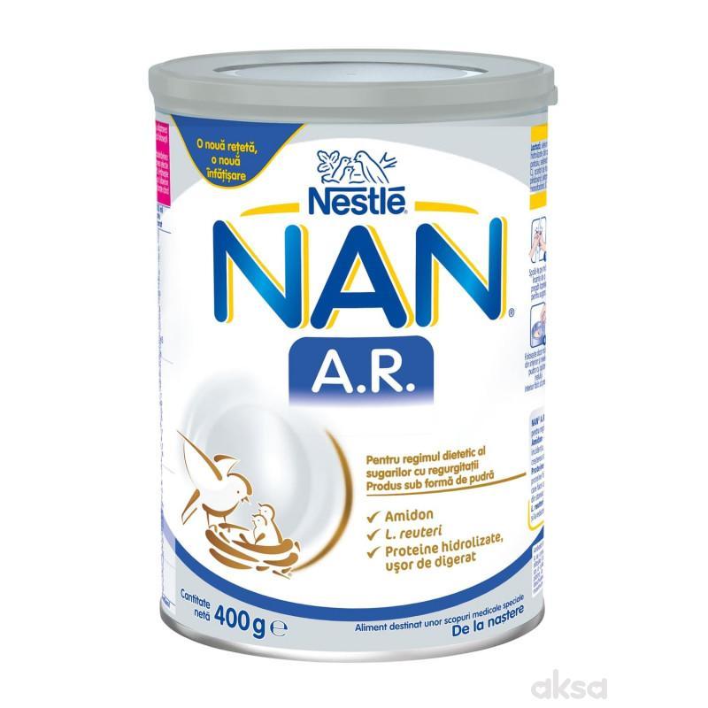 Nestle nan mleko AR 1 400g