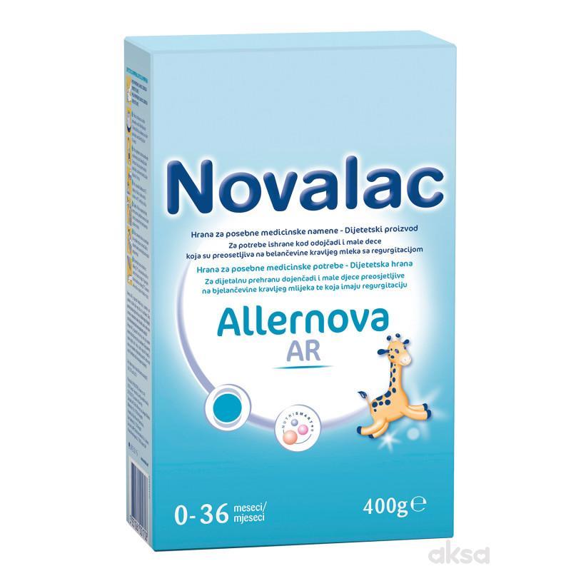 Novalac mleko Allernova AR 400g