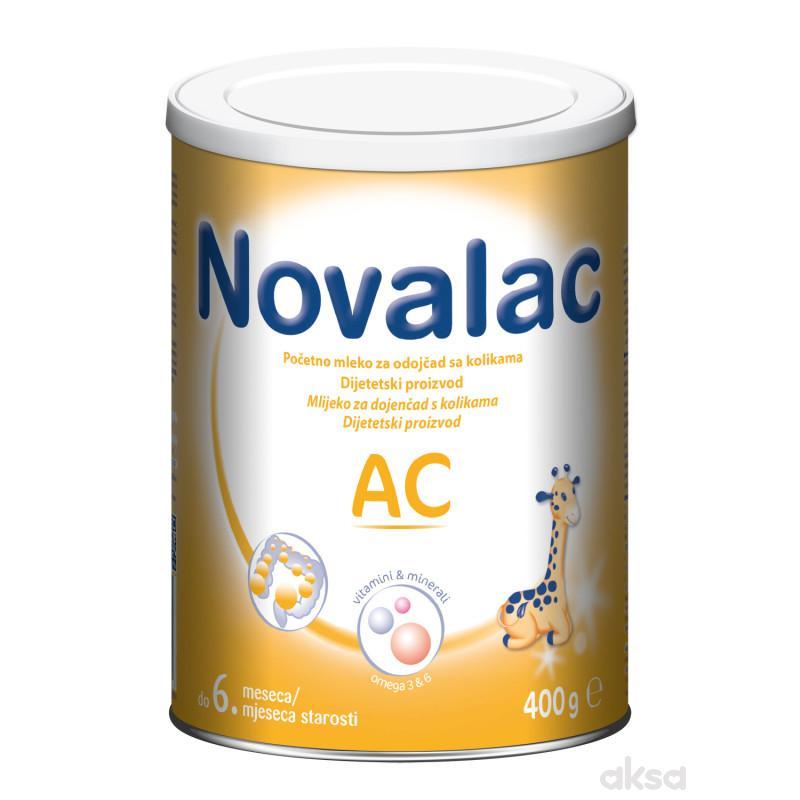 Novalac mleko AC 0-6 meseci 400g