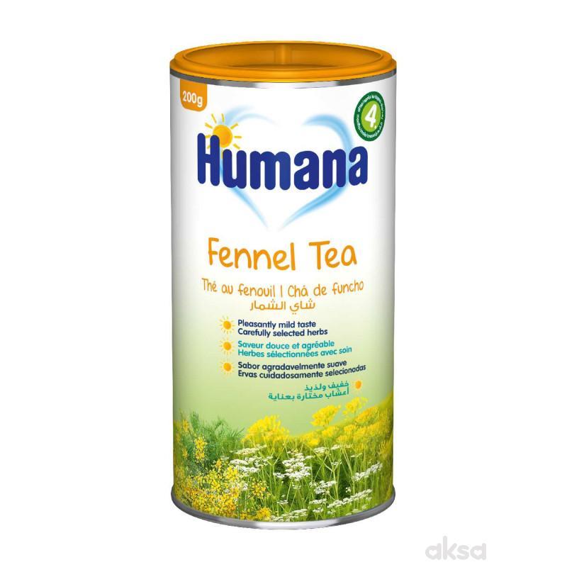 Humana čaj od komorača sa kimom 200g,