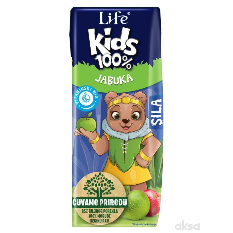 Nectar kids sok jabuka 100% 0,2l