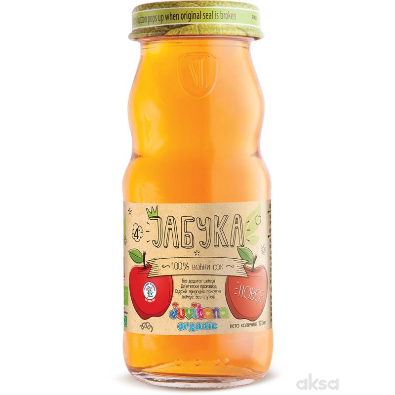Juvitana bistri sok jabuka organic 125ml