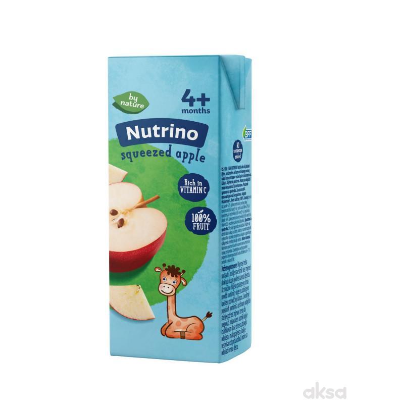 Nutrino sok ceđena jabuka 200ml