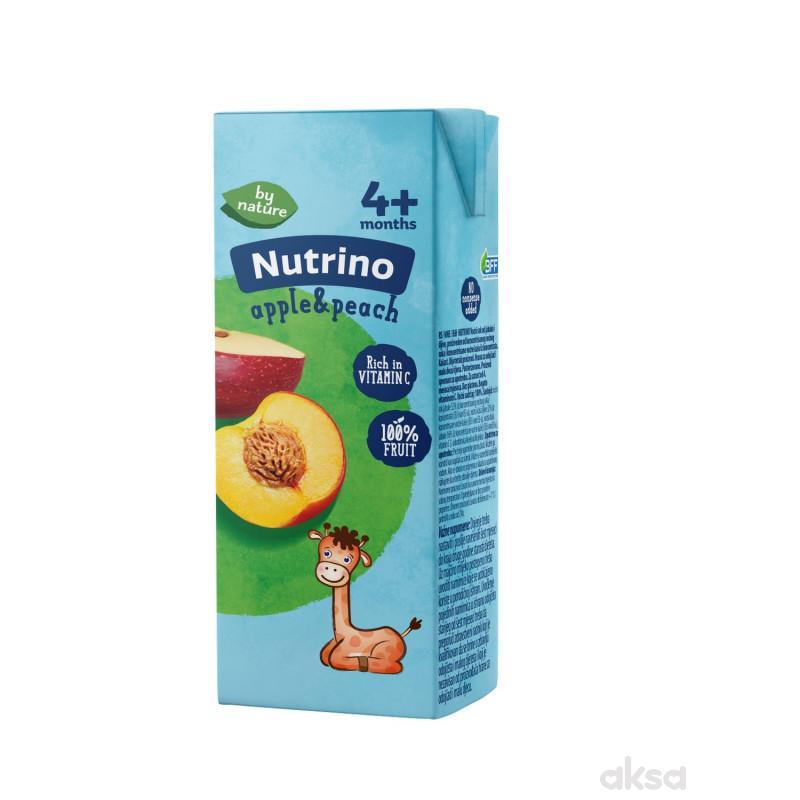 Nutrino sok jabuka i breskva 200ml