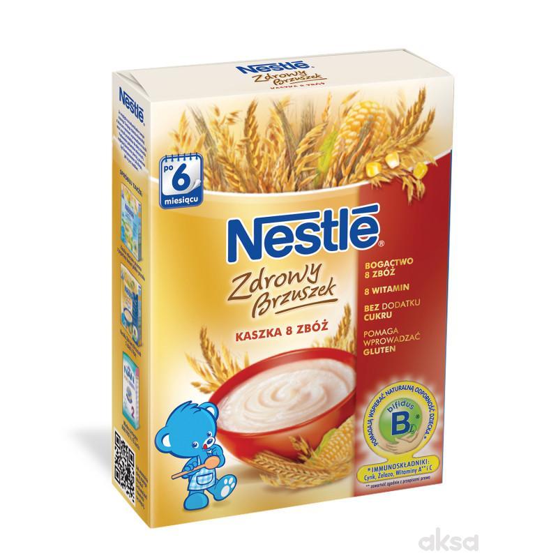 Nestle mlečna instant kaša 8 žit. sa bif. 250g