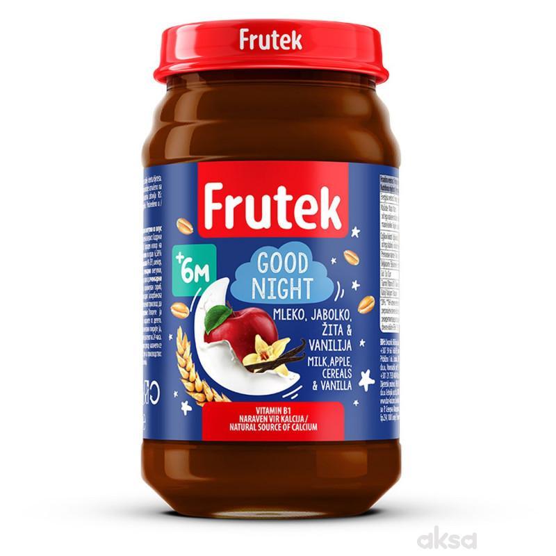 Frutek kašica jabuka, žitne pahulje i vanila 190g