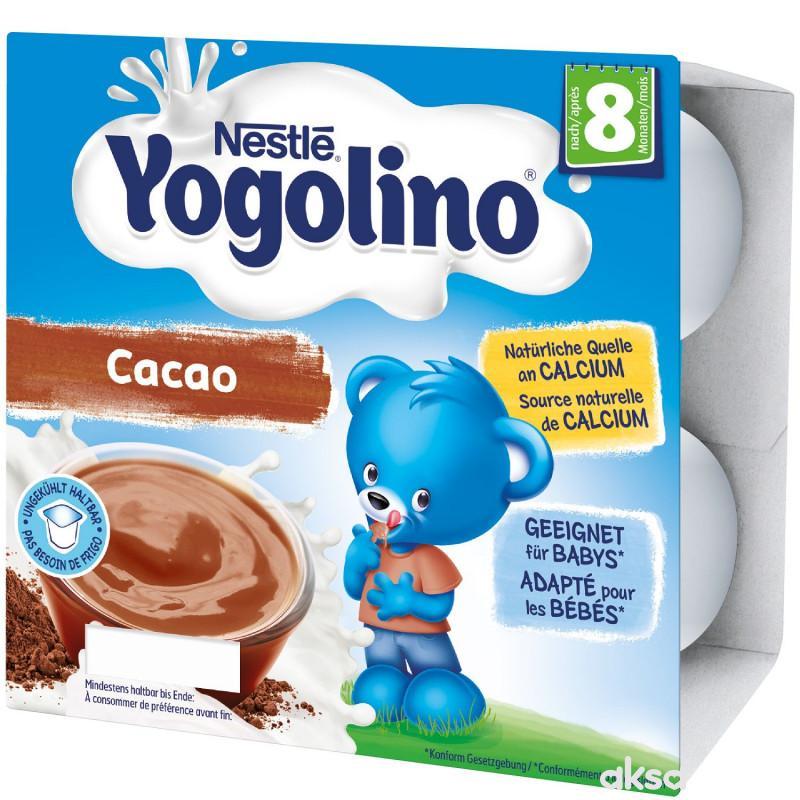 Nestle mlečni desert kakao 4x100g