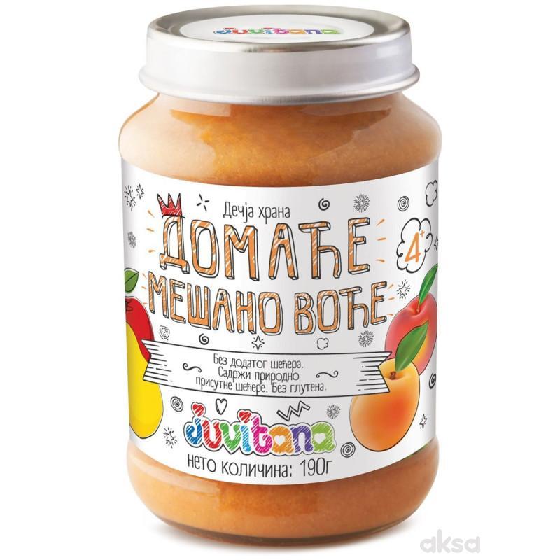 Juvitana kašica domaće mešano voće 190g