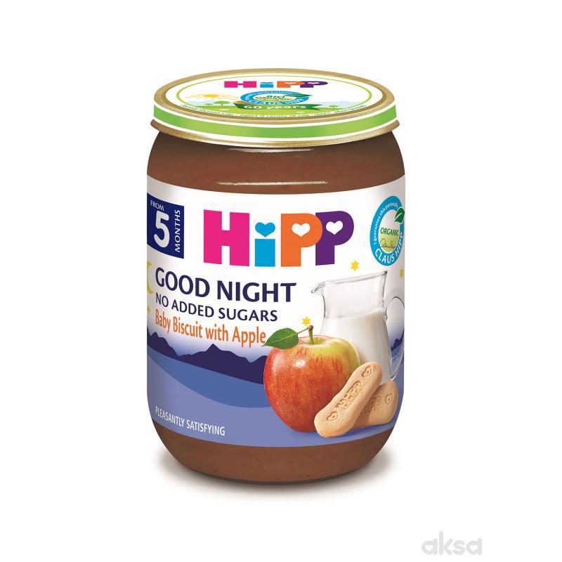 Hipp kašica za l. noć keks sa jabukom 190g