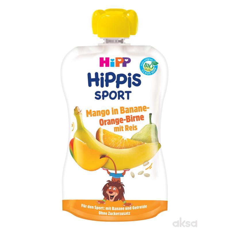 Hipp pouch mango, ban., pom., kruš. sa pir. 120g