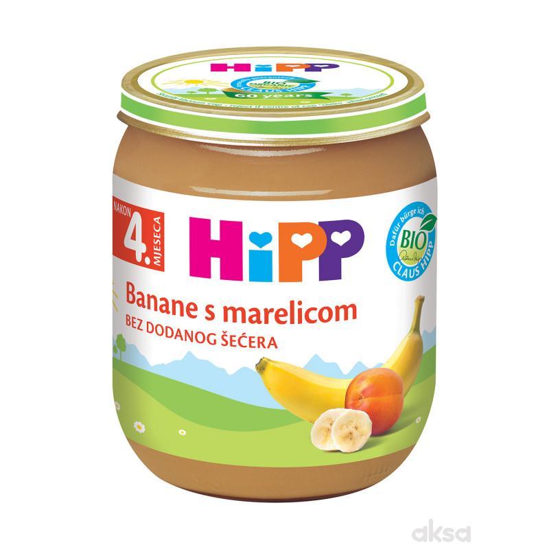 Hipp kašica kajsija i banana 125gr